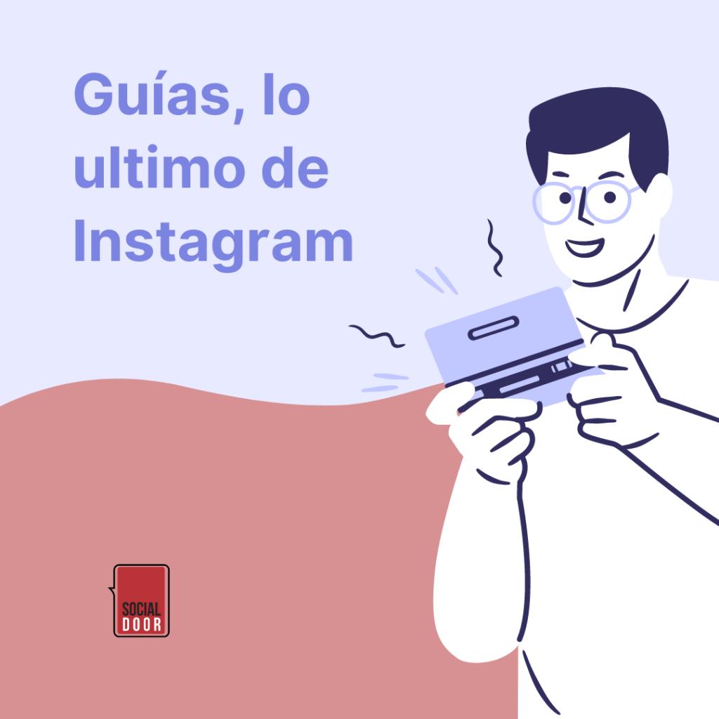 Guias de Instagram Socialdoor
